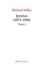 Journal (1971-1994), Tome 1